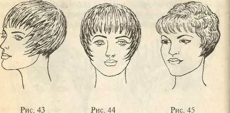 Прически на короткие волосы самостоятельно